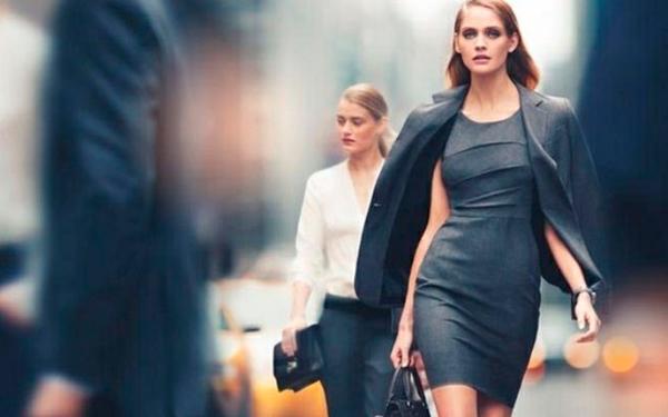 успешная бизнес-леди