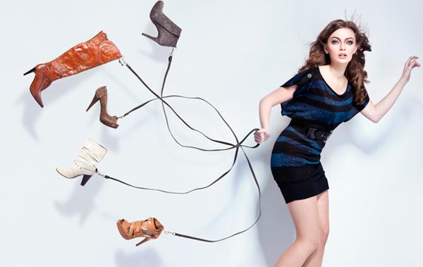 что обувь говорит о женщине