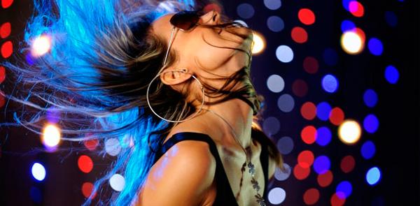 как танцуют девушки в клубах