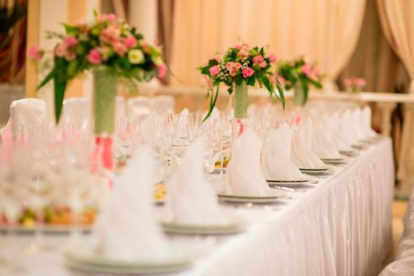 ресторан для свадебного банкета