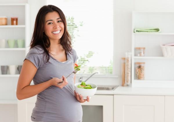 не поправиться во время беременности