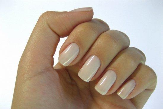 красивая форма ногтей