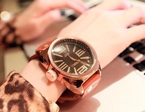 модные наручные часы 2014