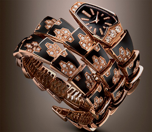 Часы Bulgari Serpenti