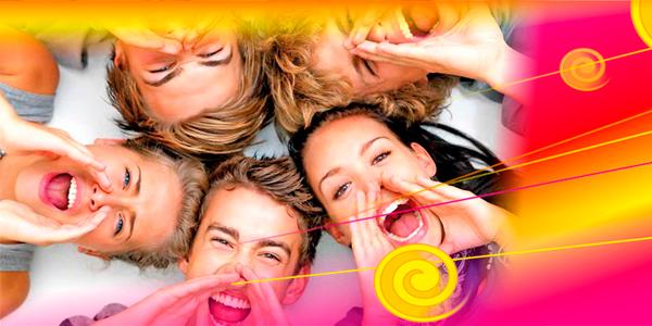 активный отдых с друзьями