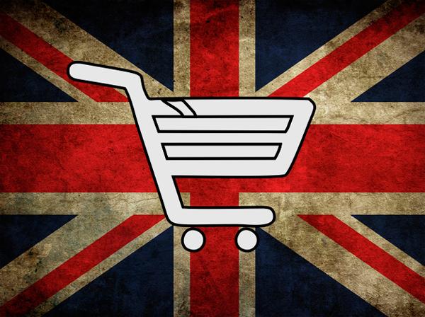 доставка товаров из Англии