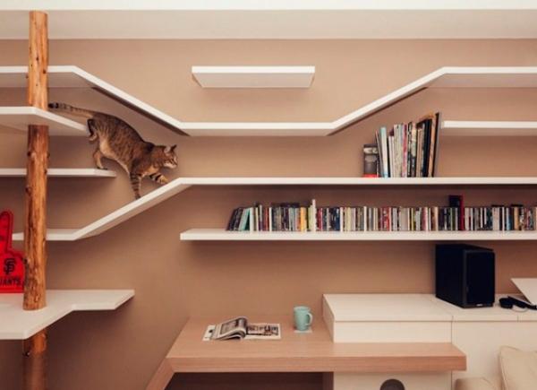 Необычные дизайнерские решения в интерьере