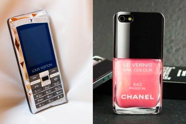 телефоны для стильных девушек