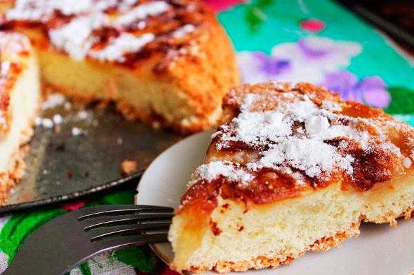 рецепты пирогов в мультиварке