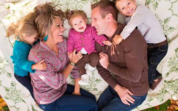 идеи семейной фотосессии