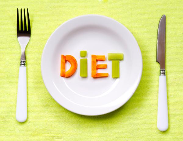 похудение при помощи диет
