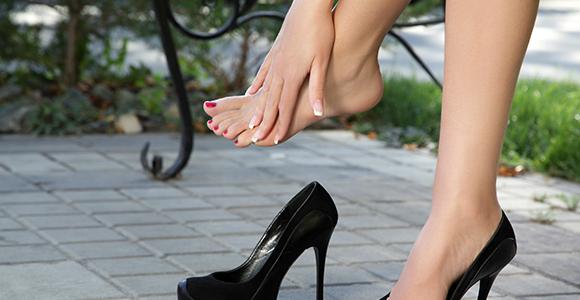 здоровье ног и каблуки