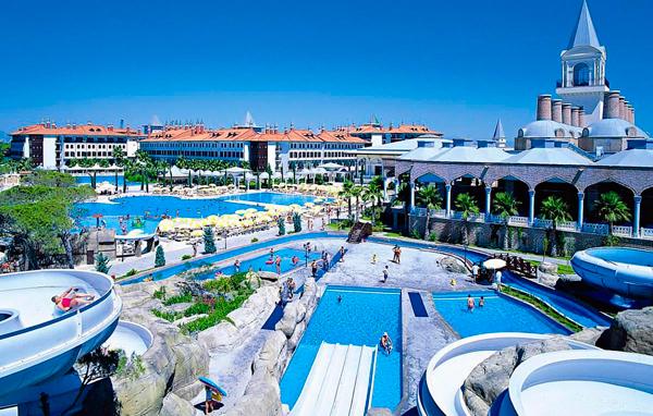 лечебные курорты Анталии
