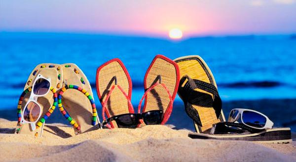 какую обувь взять в отпуск