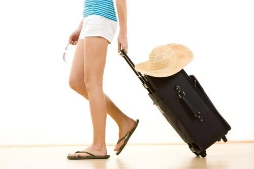 купить дорожный чемодан