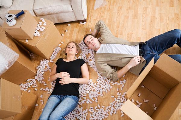 переезд на новую квартиру