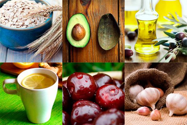 продукты с лечебными свойствами