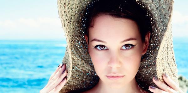 защитить волосы от ультрафиолета