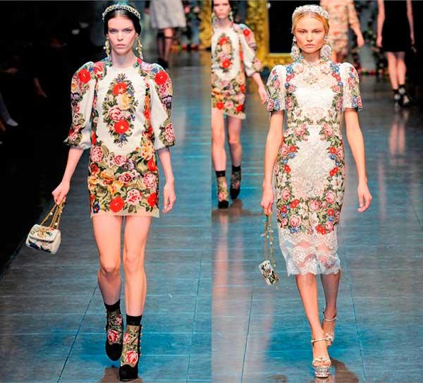 вышиванки от Dolce&Gabbana