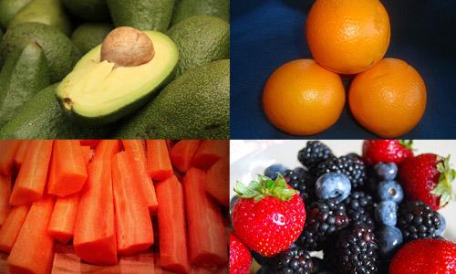 продукты полезные для кожи