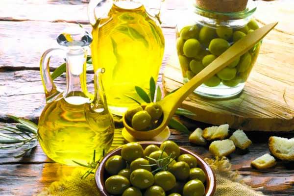 рецепты красоты с оливковым маслом