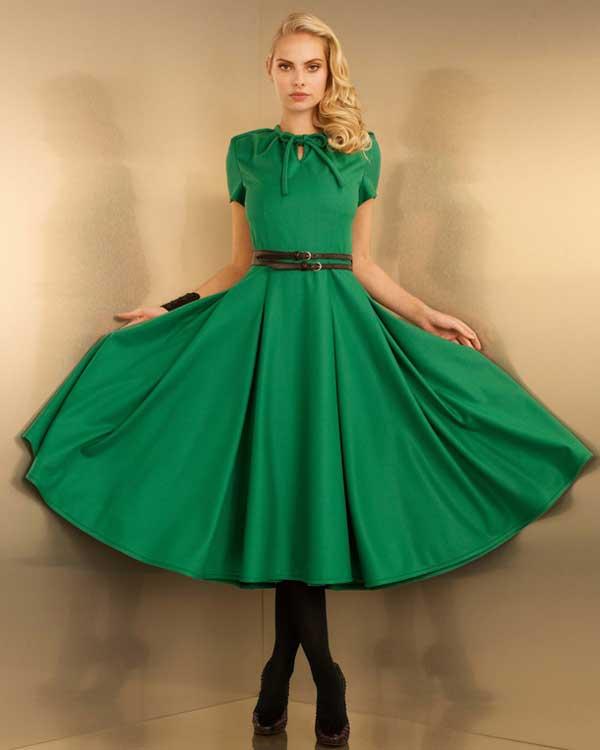 Вечно модные модели платьев