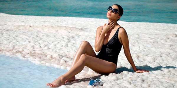 минеральная косметика Мертвого моря