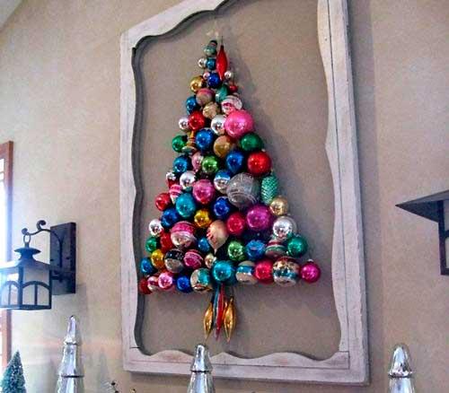 идеи новогодних украшений
