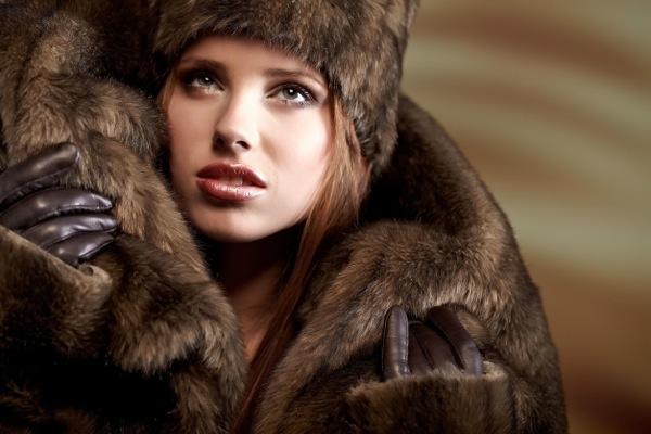 меховые изделия для женщин