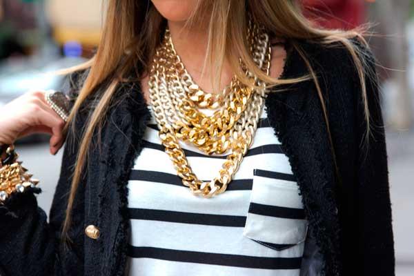 мода на украшения 2015
