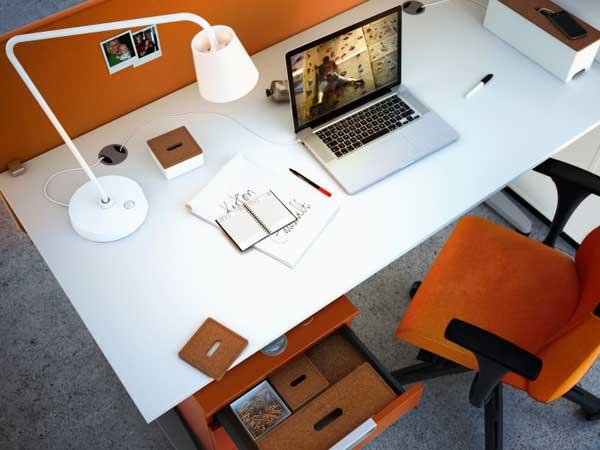 как обустроить рабочее место