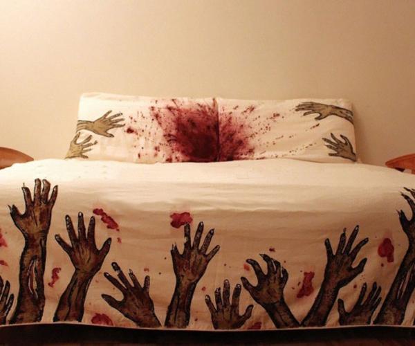 необычное постельное белье