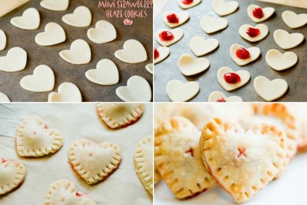 вкусные десерты на День Валентина