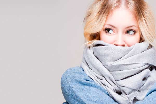 уход за кожей в период холодов