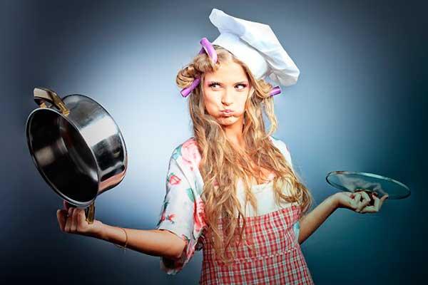 какие кастрюли нужны на кухне