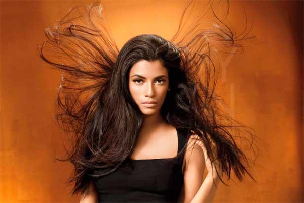 электризующиеся волосы