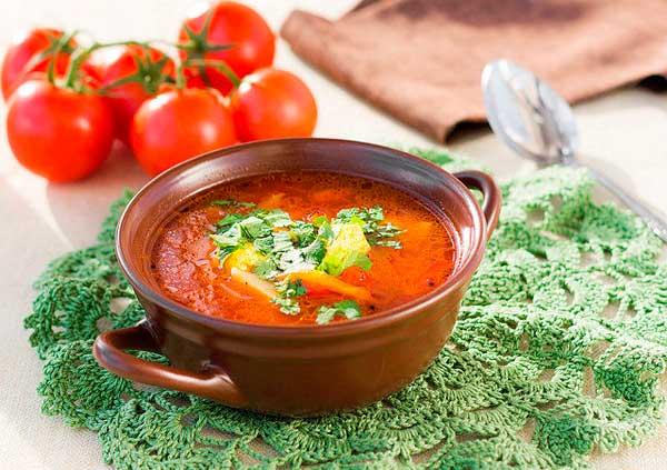 вкусный рецепт супа харчо