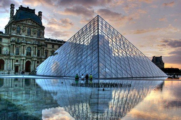 самые посещаемые музеи