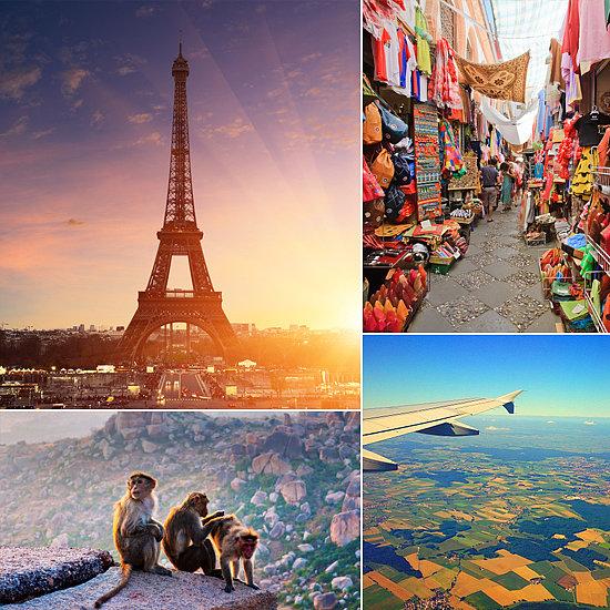 идеи фотографий во время путешествия