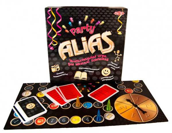 настольные игры для вечеринок