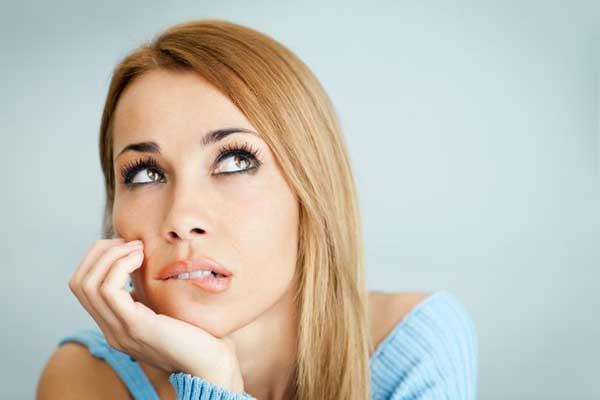 Откровенность или женская хитрость?