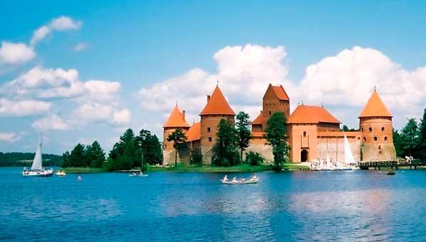 отдых в странах Прибалтики