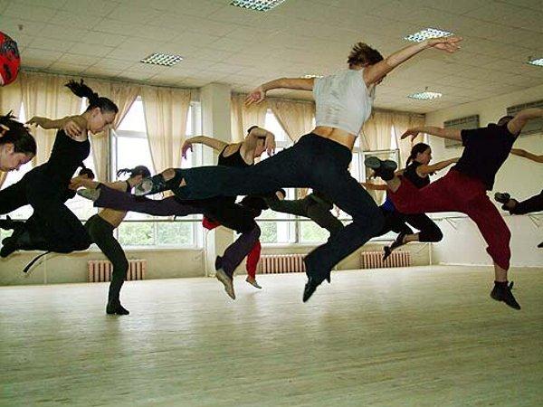 школы танца в Киеве