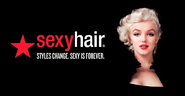 косметика для волос Sexy Hair