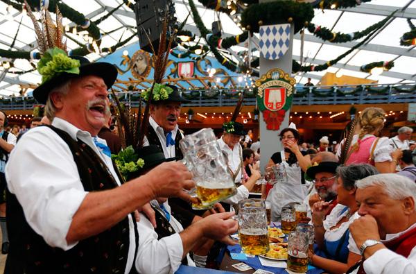 традиционные фестивали Германии