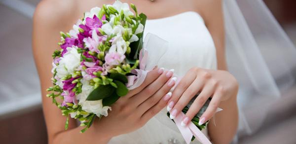 свадебная флористика мода 2015