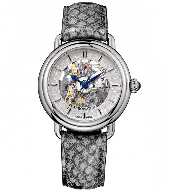 часы Lady Squelette от Aerowatch