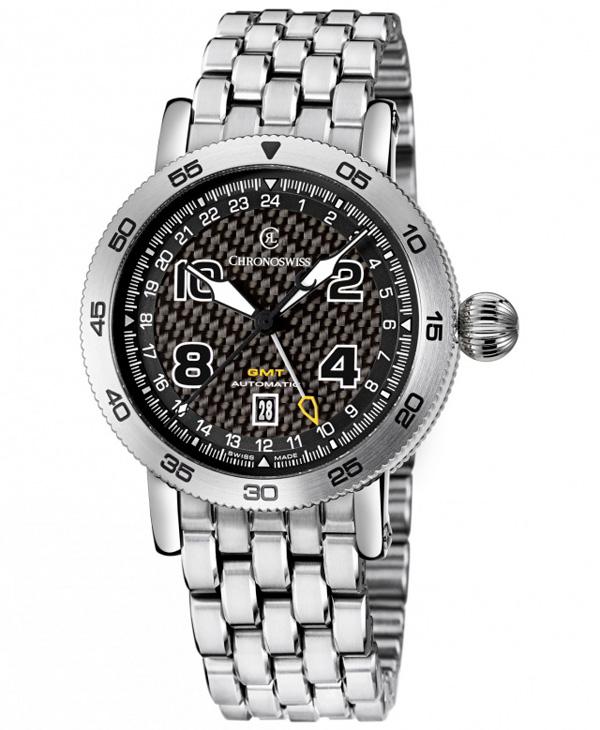 мужские часы Timemaster от Chronoswiss