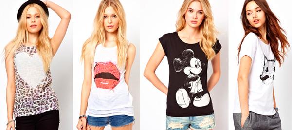 модные футболки лето 2015