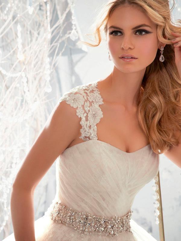 модные свадебные платья 2015
